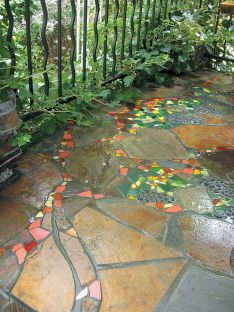 Mosaic Patio 13